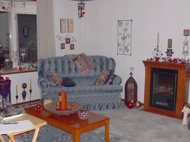 Entire apt. - lovely, peaceful sanctuary - Steinbach - Pis