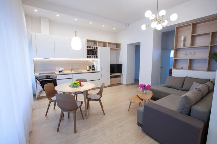 Apartment near Baltic sea!