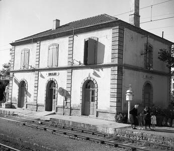 chambre d'hôtes dans ancienne gare - Millas