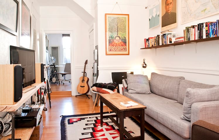 Mission apartment - San Francisco - Apartamento
