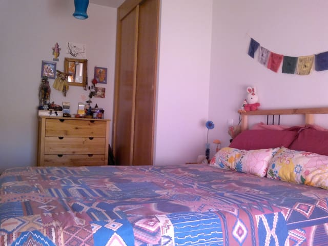 Private, double room in Fuenlabrada - Fuenlabrada - Apartamento