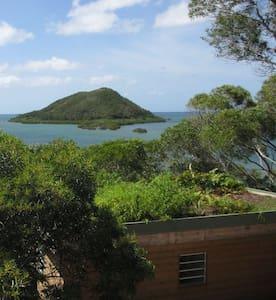 Bungalow bord de mer (ch,cuis, sdb) - Mont-Dore - Aarde Huis