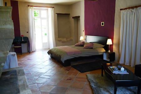Chambre d'hôtes de charme  - Sainte-Gemme