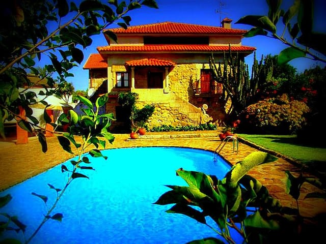 House of Faial-Holiday-Villa - Vila de Prado - Haus