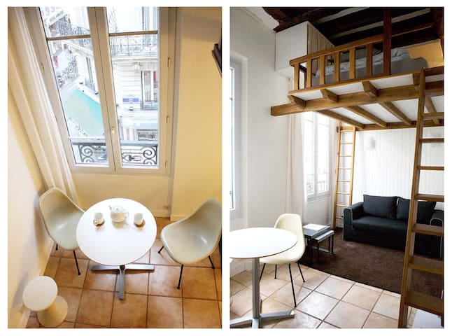 VERY COSY! Studio in MARAIS PARIS - パリ
