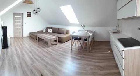 Apartmány Zaka ubytování Litovel