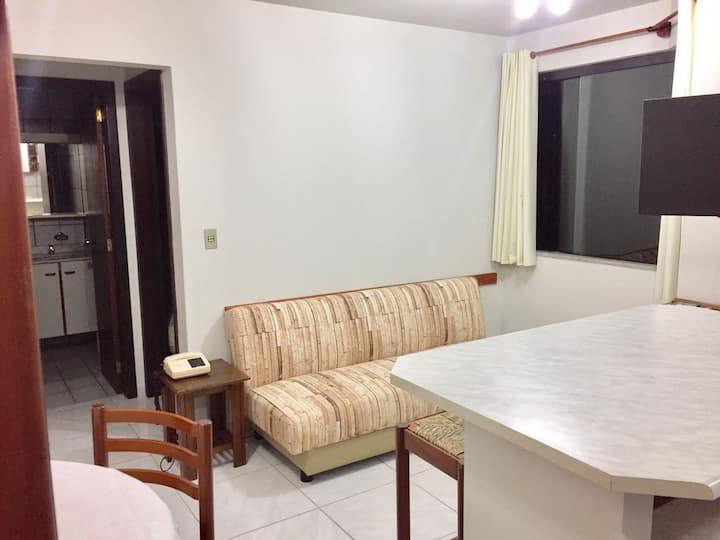 Apartamento Casal  ou Solteiro