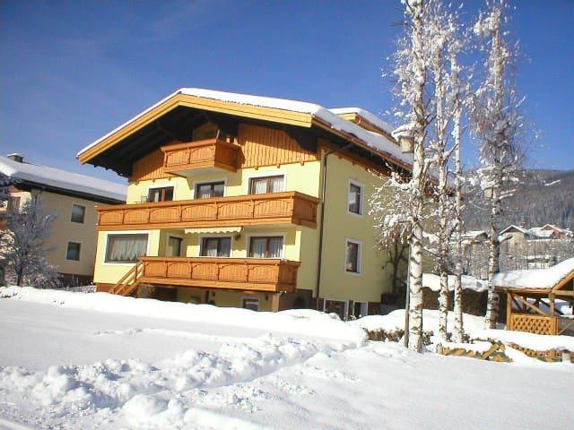 Appartement Haus Wiesenrain - Radstadt