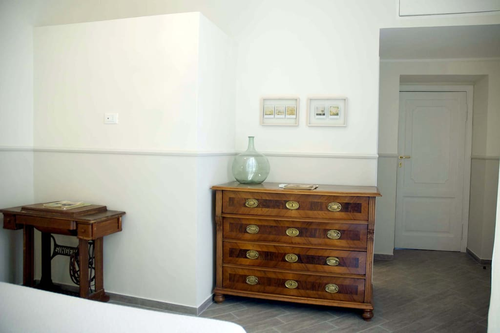 Double room in Centralissimo B&B!