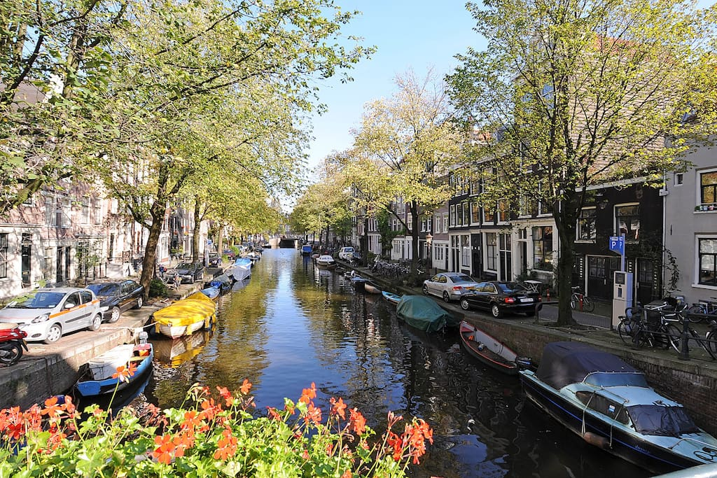 Canal View Appartment Jordaan Apartments For Rent In Amsterdam Noord Holland Netherlands
