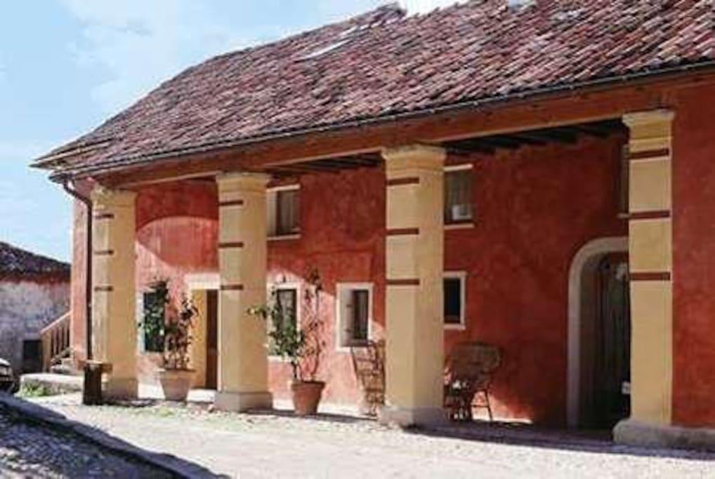 Esterno appartamenti  Exterior Apartments