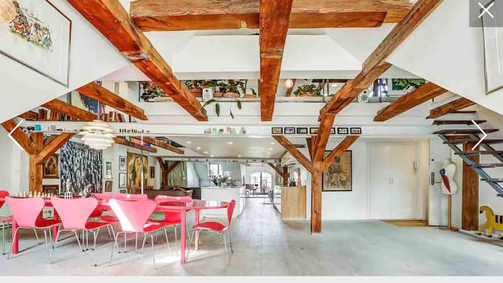 Stunning Penthouse in the heart of CPH