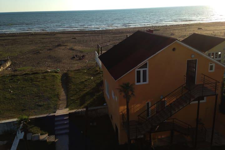 Grigoleti Beachfront  Home on the Black Sea