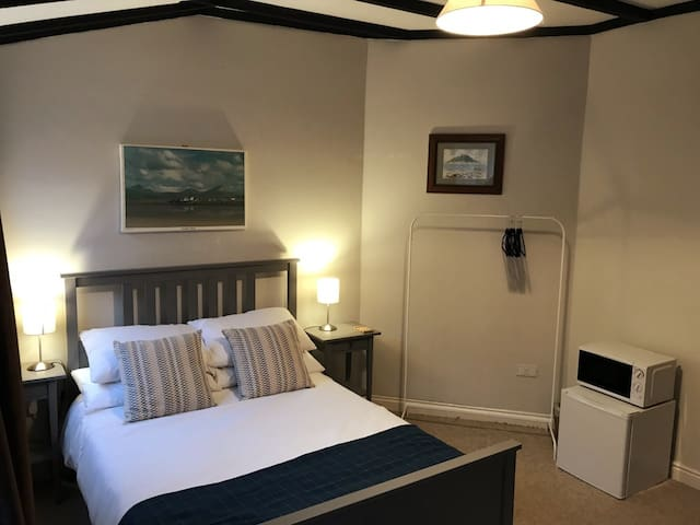 Private Double Room on Cliff Top