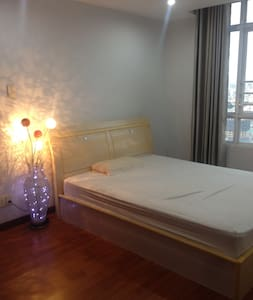 Big nice room in new penthouse - Ho Chi Minh - Huoneisto