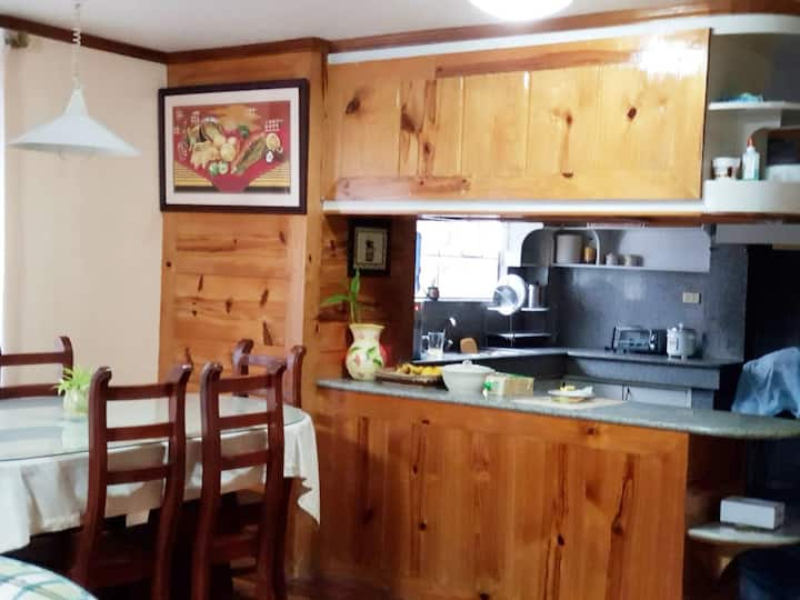Fully Furnished Vacation House in Baguio City