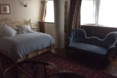 Central Historic House -Double Rm  shared bath - Abingdon - Bed & Breakfast