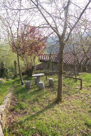 La Cascatella -Santa Fiora-Toscana