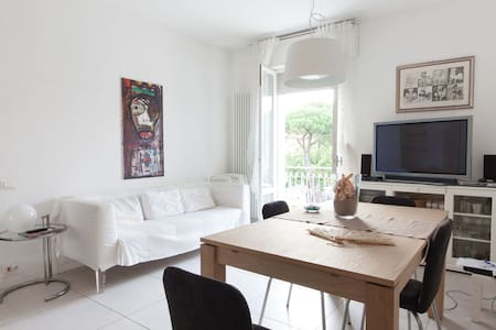 Wonderful central apartment in Milano Marittima