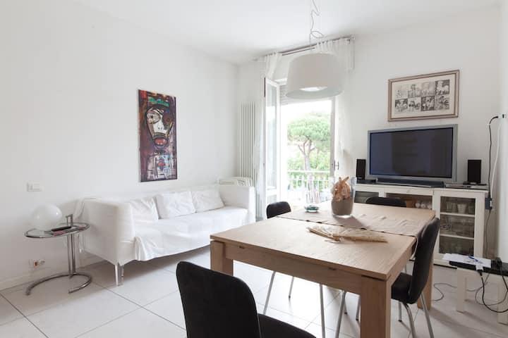 Wonderful central apartment in Milano Marittima