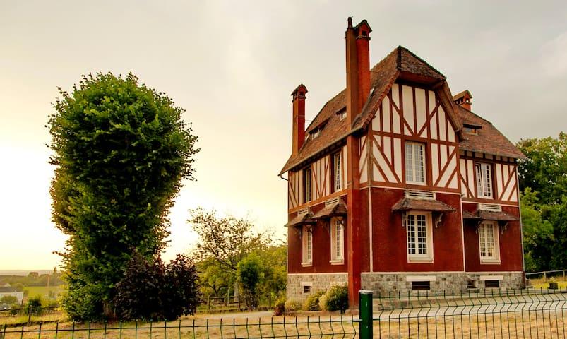 CHAMBRE D'HOTES BELLE-VUE .SARL. - Domfront
