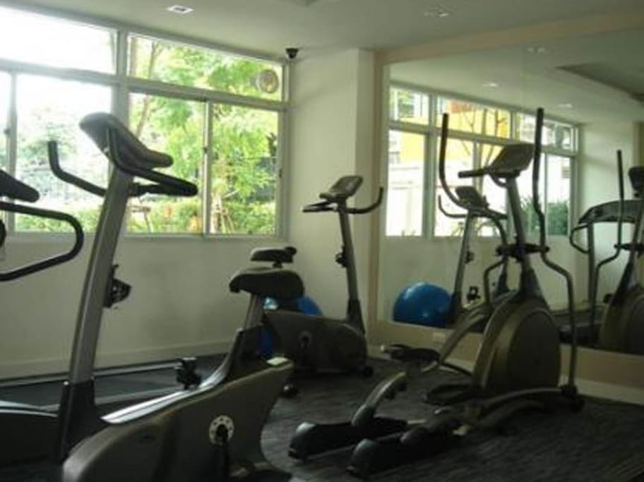 Have gym for fitness