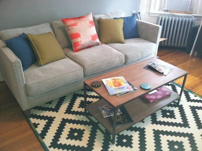 Private Room/Perfect Location! - Boston - Apartment