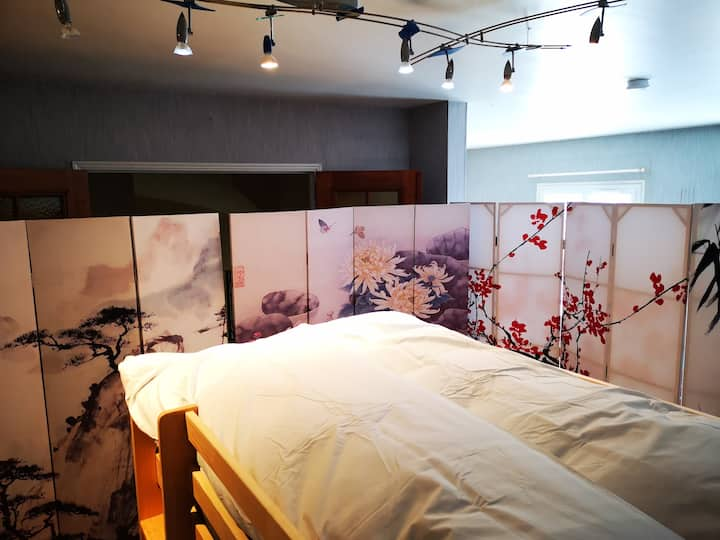 Villa sharing room between Paris, Disney and CDG