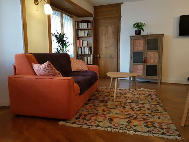 Petit appartement au coeur de Rennes