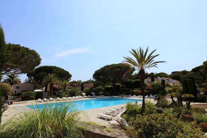 Mazet Petula, 200m from St Tropez' beaches