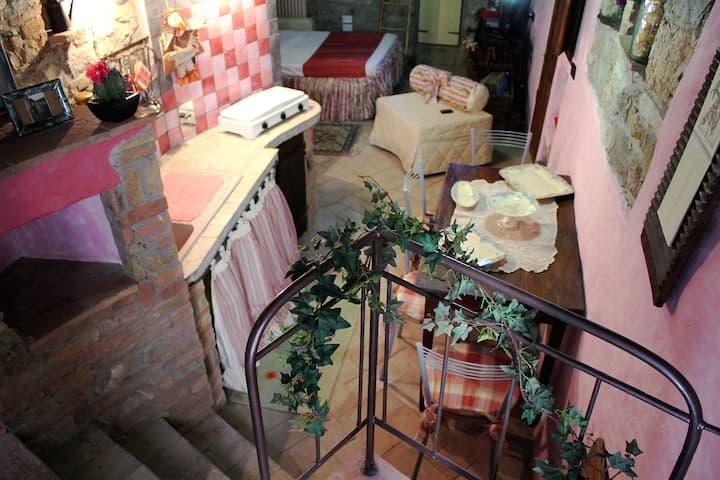 La Tavernetta, monolocale nel borgo