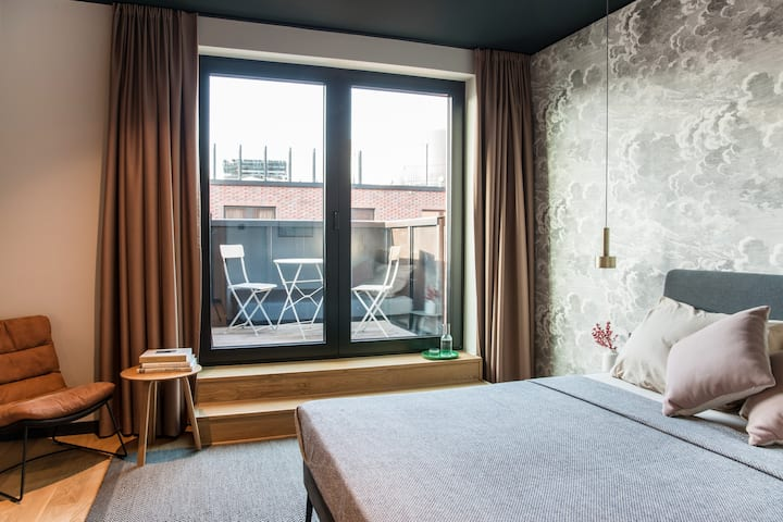 ipartment Smart mit Balkon - Hamburg HafenCity