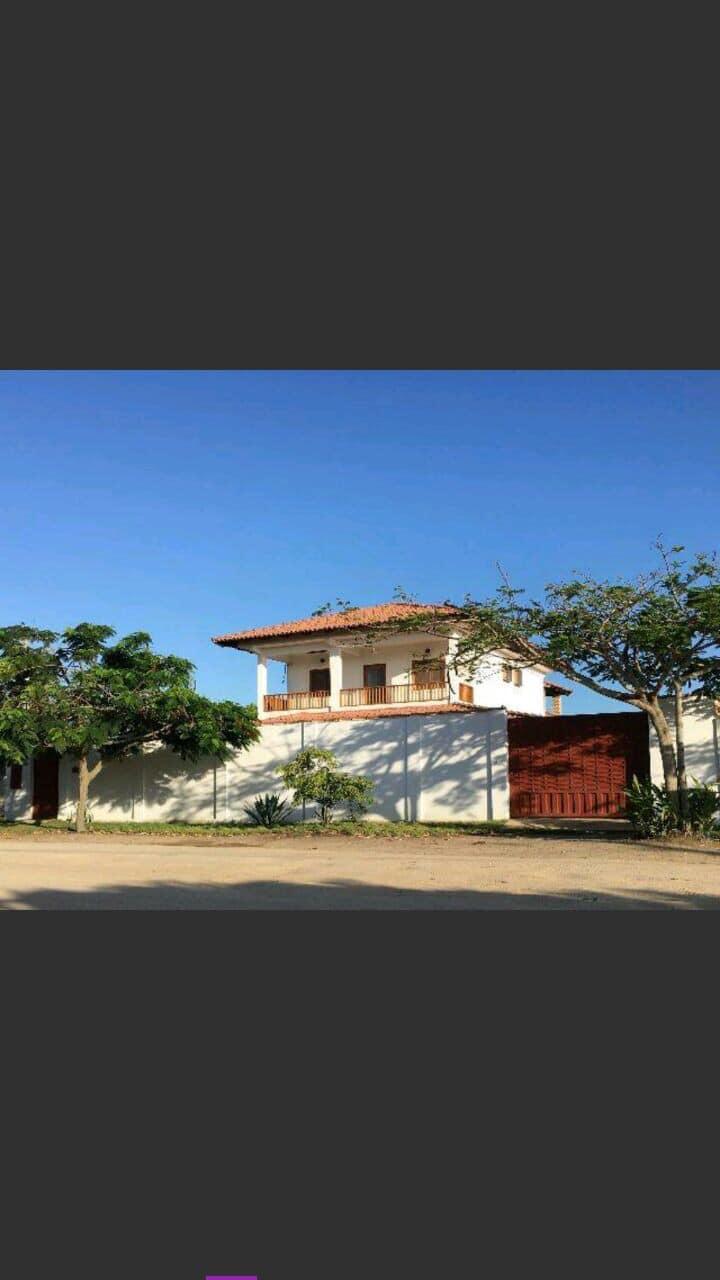 CASA GRANDE 4 Suites- 500 m da Praia-PRADO/BA