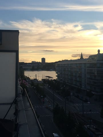 3 bedroom Duplex apartment with terrace - Stockholm - Byt