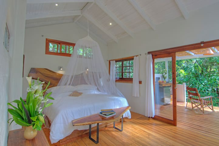 Romantic River Side Cabin at Rio Chirripo Lodge