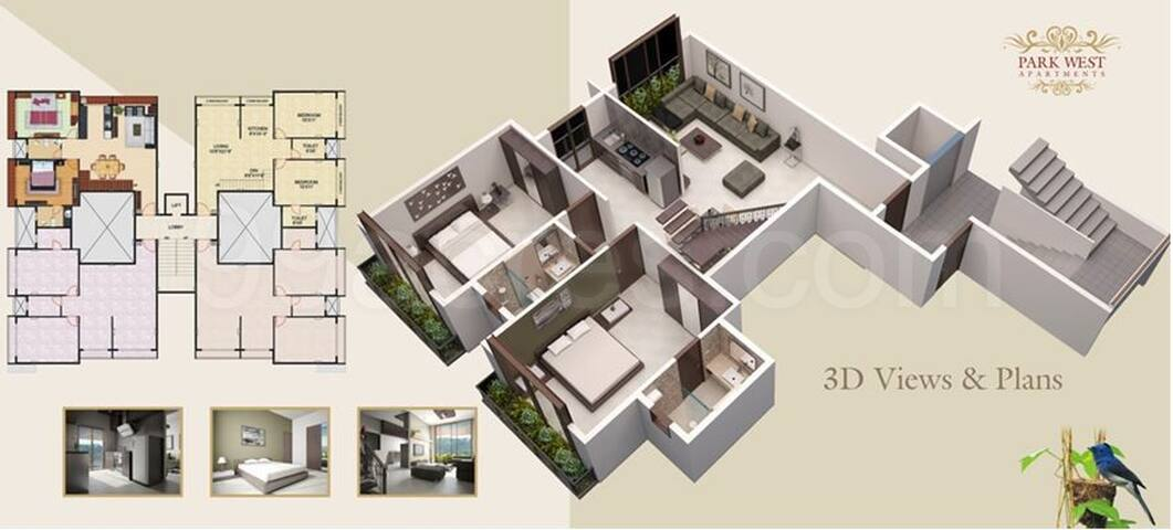 Organic Lonavala Retreat-Parkwest Apartments