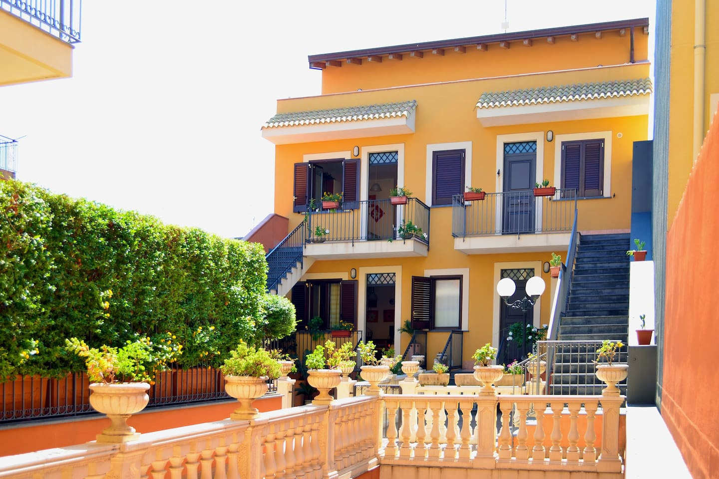 [Taormina ] apartment ground floor