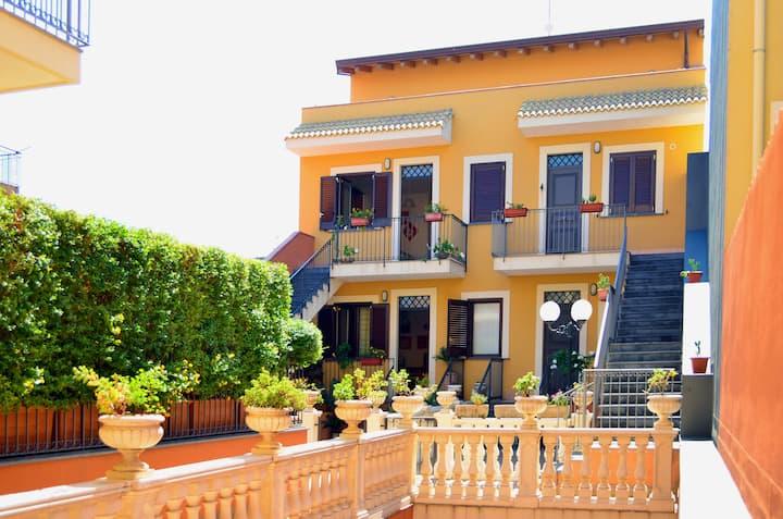 [Taormina ] apartment ground floor