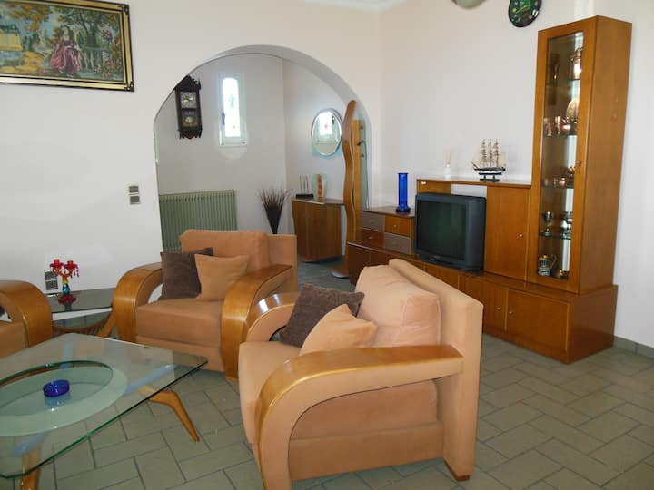 Deluxe apartment+parking+pool in Kefalonia
