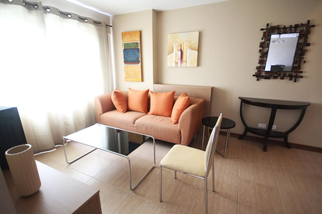 New Spacious 2 Bedroom Loft Manila Apartments For Rent