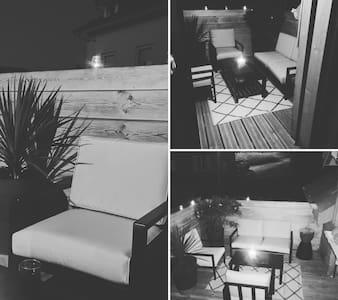 Gerardmer F3, 70m2, terrasse 15 m2, Wifi, Netflix