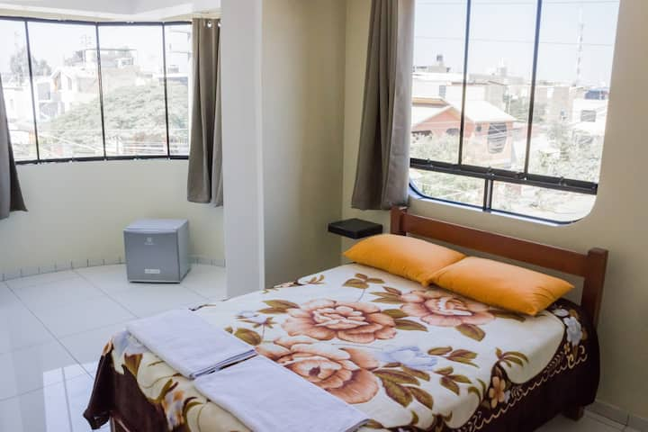 Ica budget private bedroom