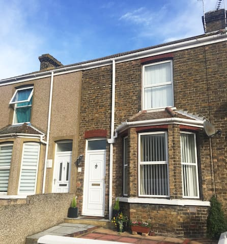 Quiet house in central Margate