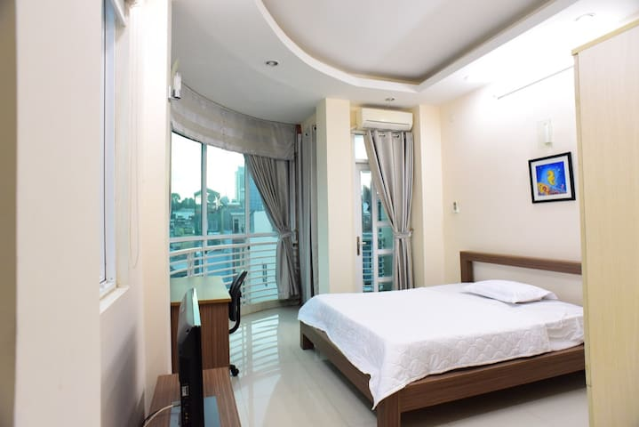 Good price and location District 1 - Ho Chi Minh - Hotellipalvelut tarjoava huoneisto