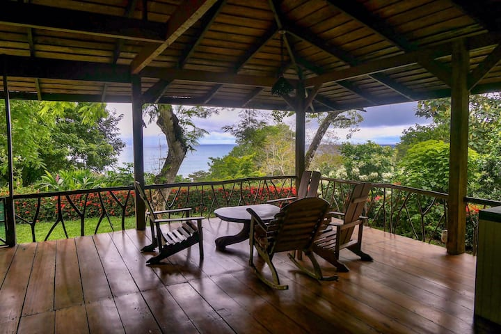 CASA ARACARI Jungle, Wildlife, 5min Beach, Wifi!