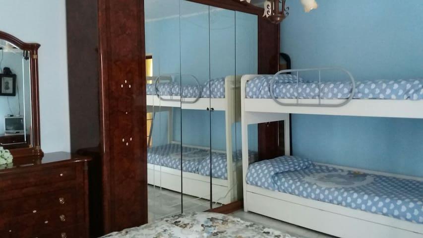 Classic apartament Caltagirone - Caltagirone - House