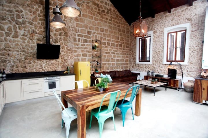 Original charming house in Neve Tsedek