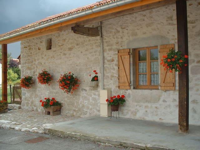 Maison comtoise Les Grangiers à Métabief