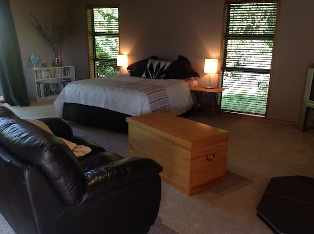 Beaver Valley Bed & Breakfast - Pukekohe East - Bed & Breakfast