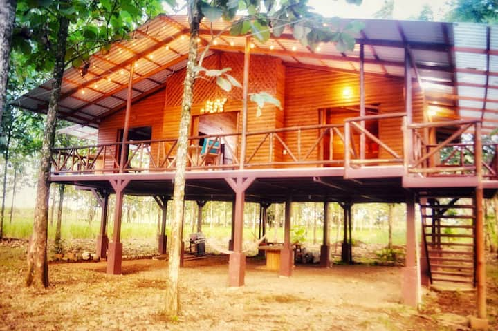 Private cabin, close to Fortuna and nature